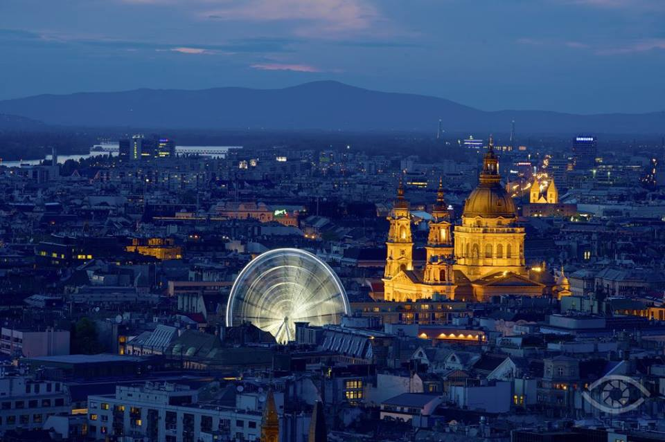 Budapest Guided Tour