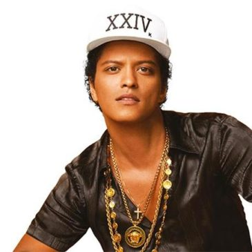 Bruno Mars In Budapest  30th of May 2017 , Tickets Available From 25 November