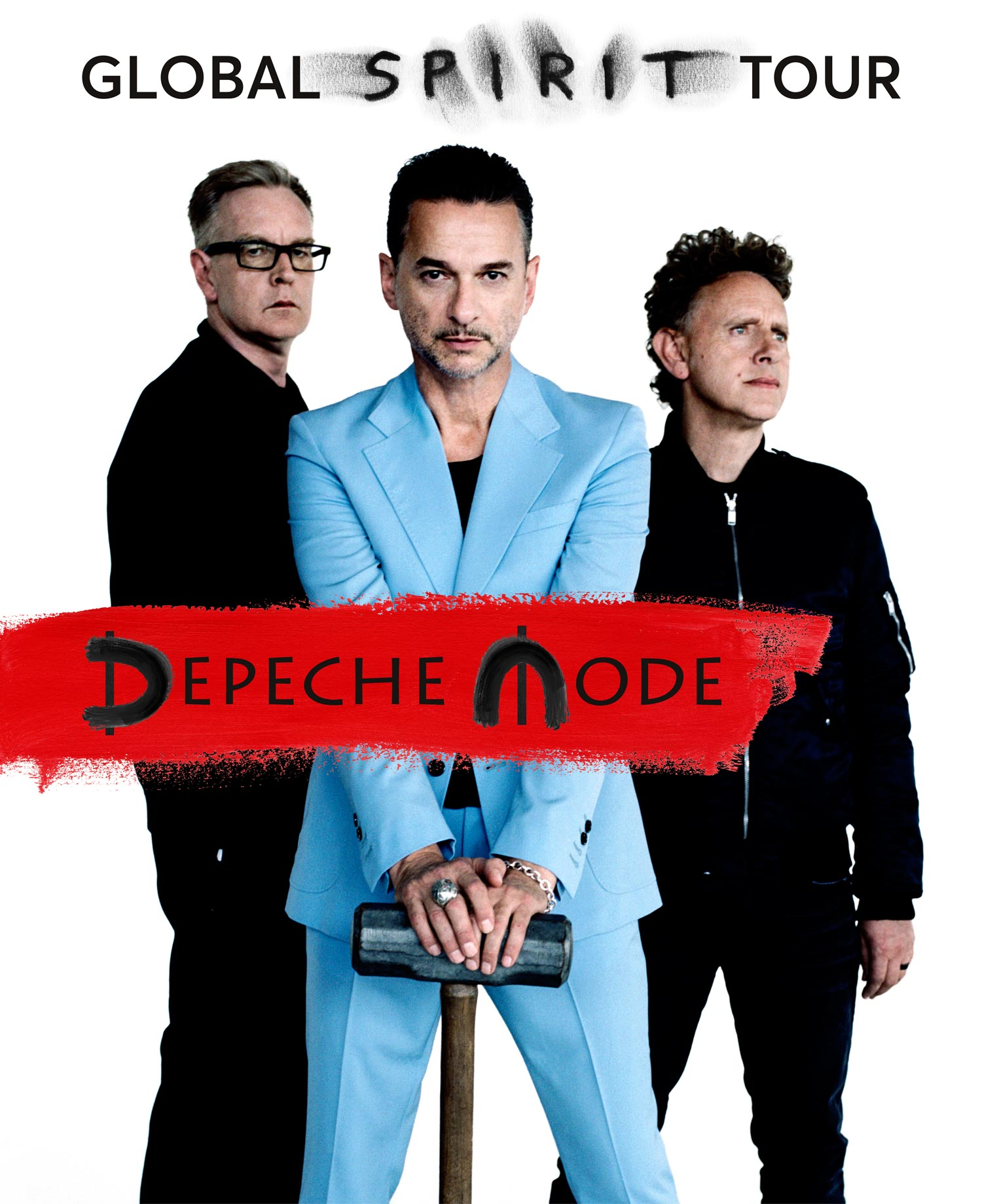 Depeche Mode – Global Spirit Tour 2017