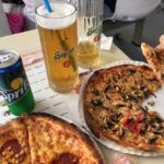 Pizza and beer cruise
