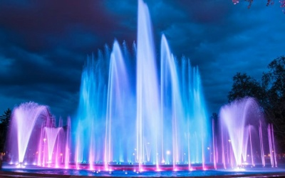 Budapest music tracklist of Margaret Island fountain